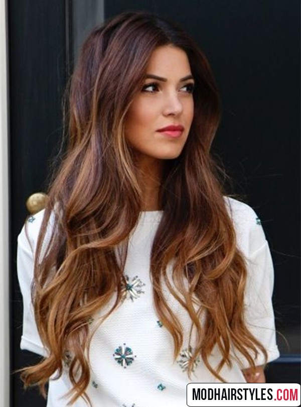 Wonderful Hair Style One Cute Hair Coloring Ideas  LONG HAIRSTYLES