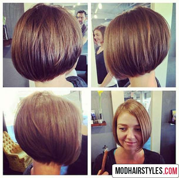bob haircut from every angle