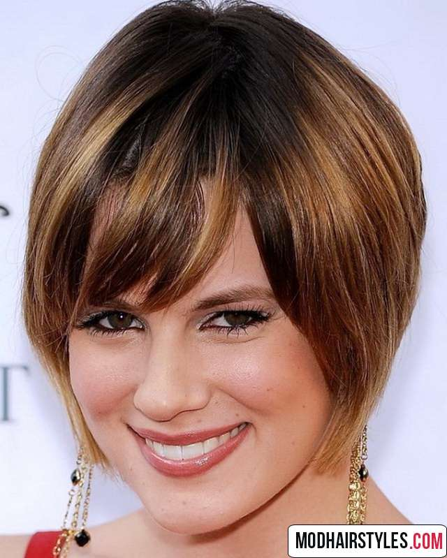 Short haircuts for oval faces 18 stylish short haircuts