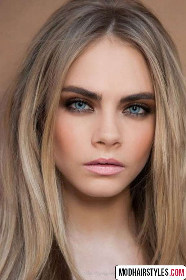 2016 Hair Color Ideas  Metallic  Ash Blonde And Gray Hair Colors
