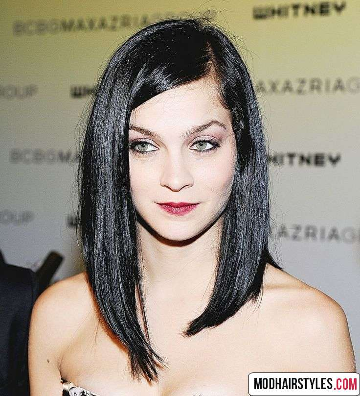 2016 asymmetrical haircuts 2016 hairstyles asymmetrical long hairstyles winobraniefo Image collections