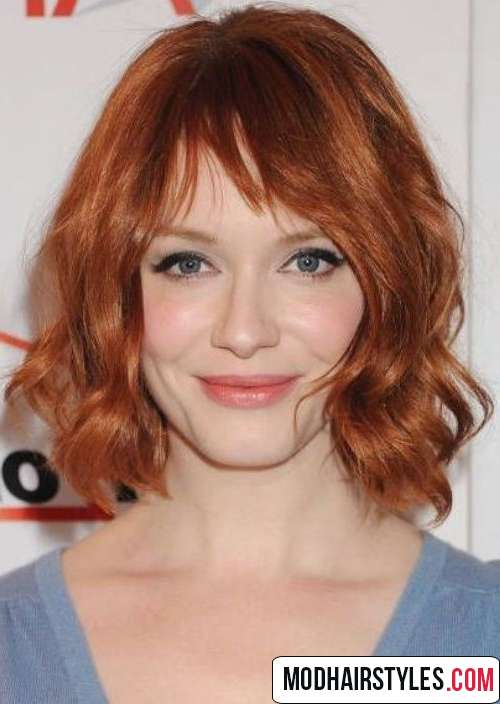 cooper red hairstyle ideas