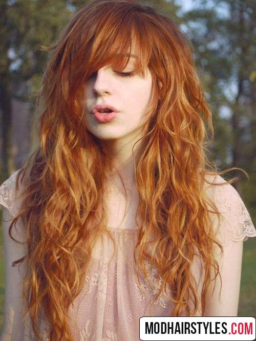 cooper red hair color ideas