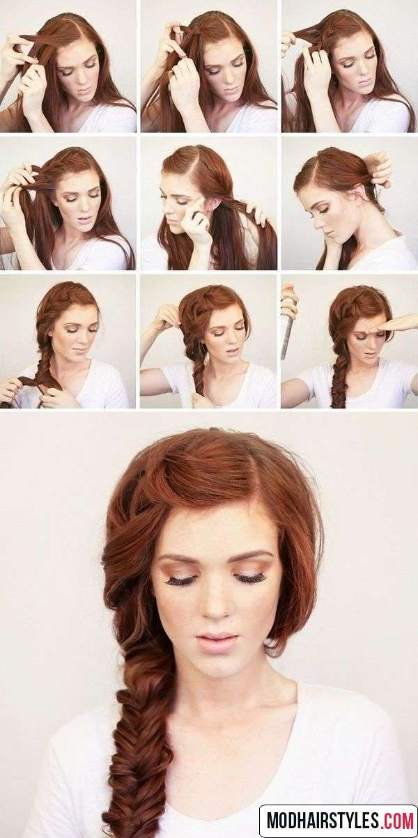 quick hairstyle tutorial