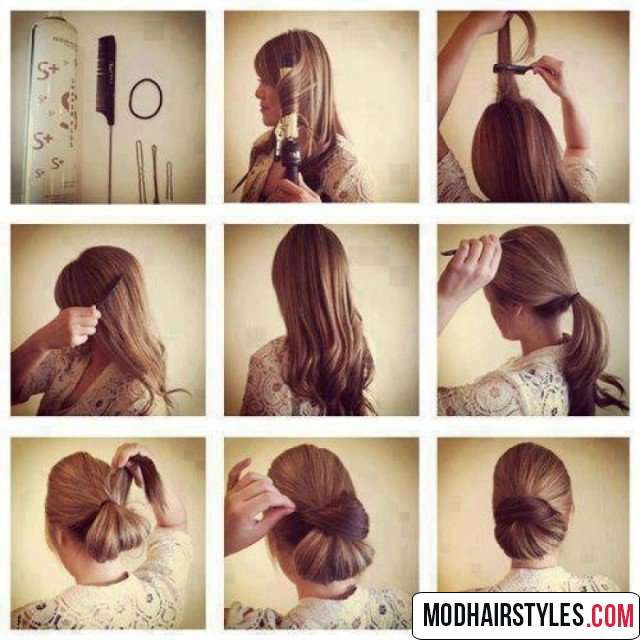 2016 hairstyle tutorial