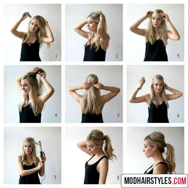 quick hairstyle ideas
