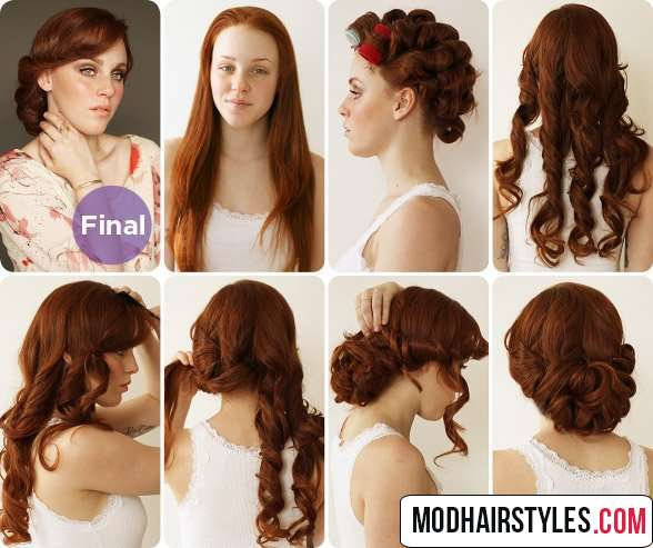 amazing quick hairstyle tutorial